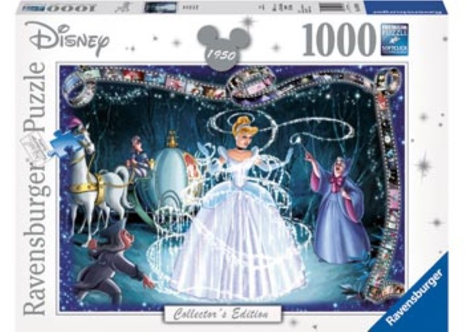 Disney Memories Cinderella 1950 - 1000pc Puzzle