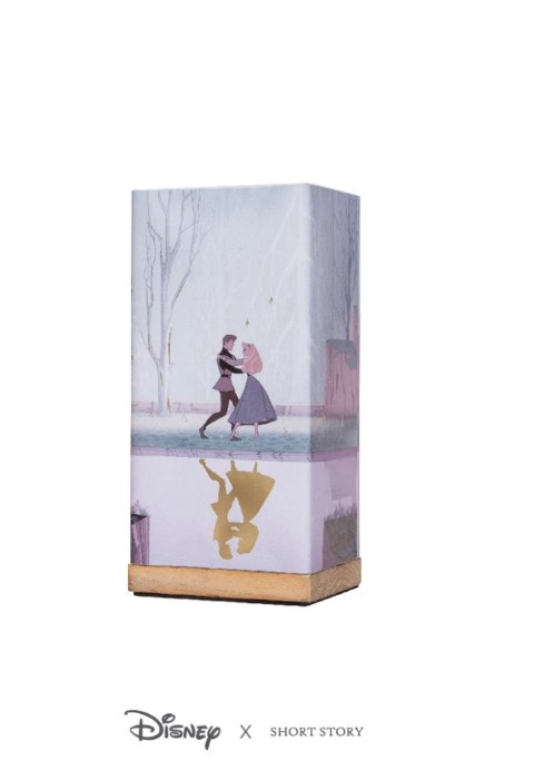 Disney Kami Lamp Sleeping Beauty