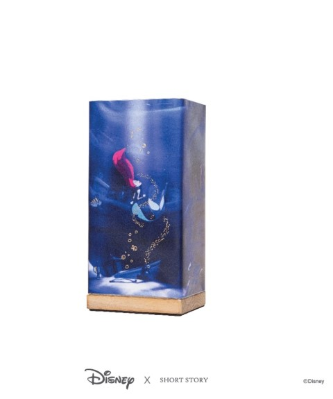 Disney Kami Lamp Little Mermaid