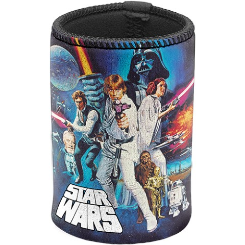 Star Wars Musical Can Cooler