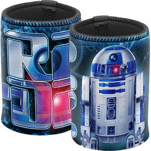 Star Wars R2D2 Musical Can Cooler