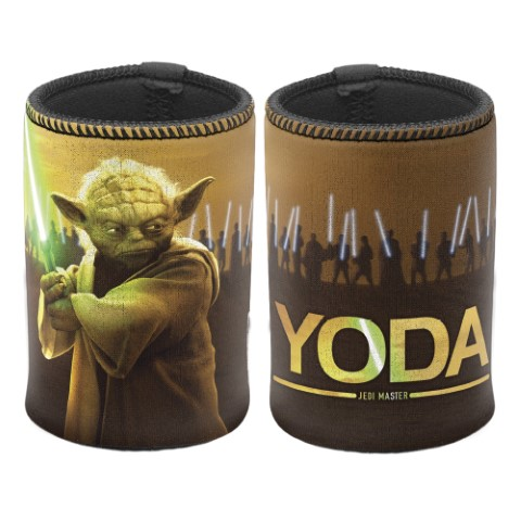 Star Wars Yoda Musical Can Cooler