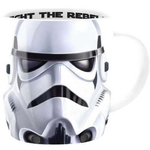 Star Wars Storm Trooper Character Mug