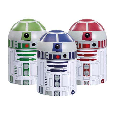 Star Wars - Droid Storage Containers
