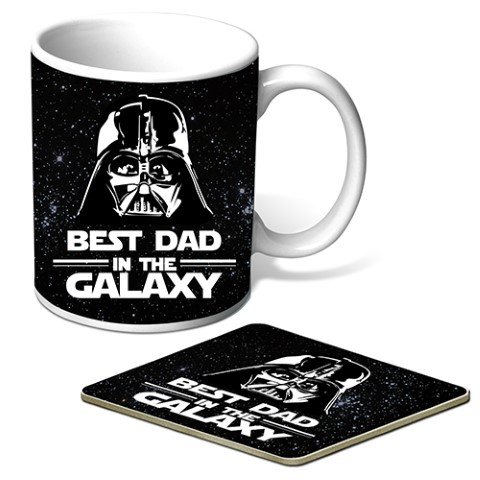 Star Wars - Darth Vader Mug & Coaster Gift Pack