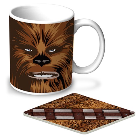 Star Wars - Chewbacca Mug & Coaster Gift Pack