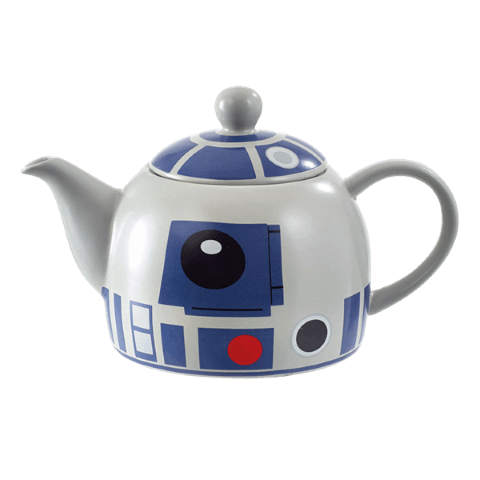 Star Wars - R2D2 Teapot