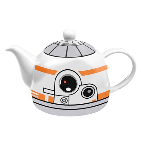 Star Wars - BB8 Teapot