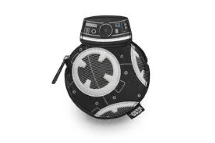 Star Wars Black BB9 Coin Bag