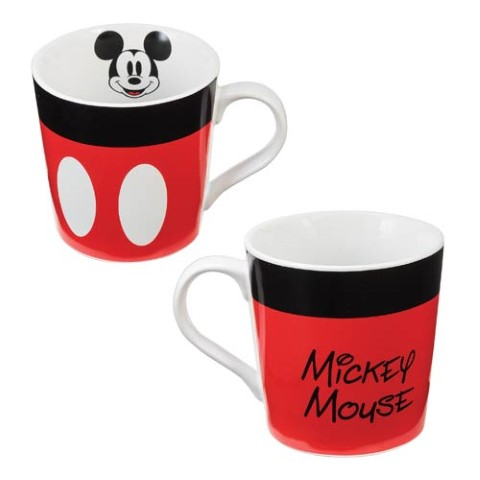 Mickey Mouse 354ml Ceramic Mug