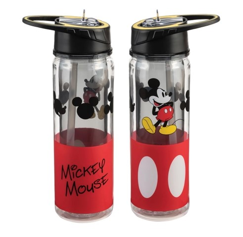 Mickey Mouse 532ml Tritan Water Bottle