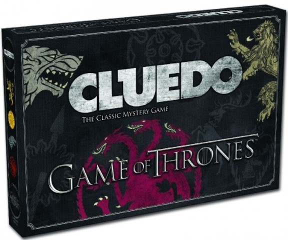 Game of Thrones - Cluedo