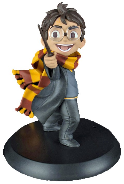 Harry Potter Harrys First Spell Q-Fig Figure