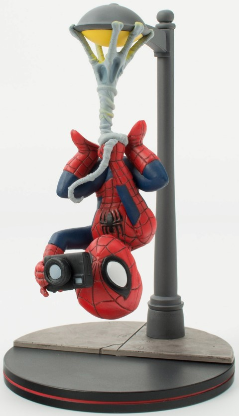 Marvel Spiderman Q-Fig Figure