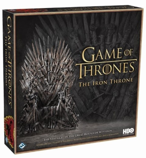 HBO Game of Thrones - The Iron Throne