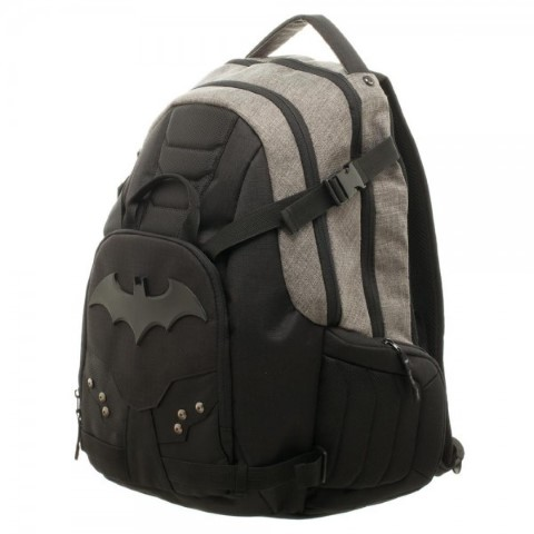 Batman Built Laptop Backpack