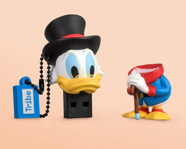 Disney Classics Uncle Scrooge 16GB USB Flash Drive