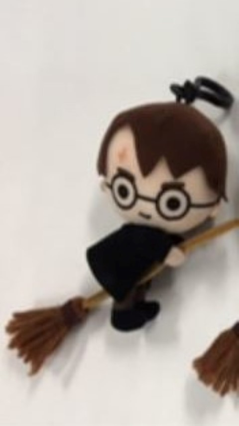Harry Potter Clip On Plush - Harry Potter