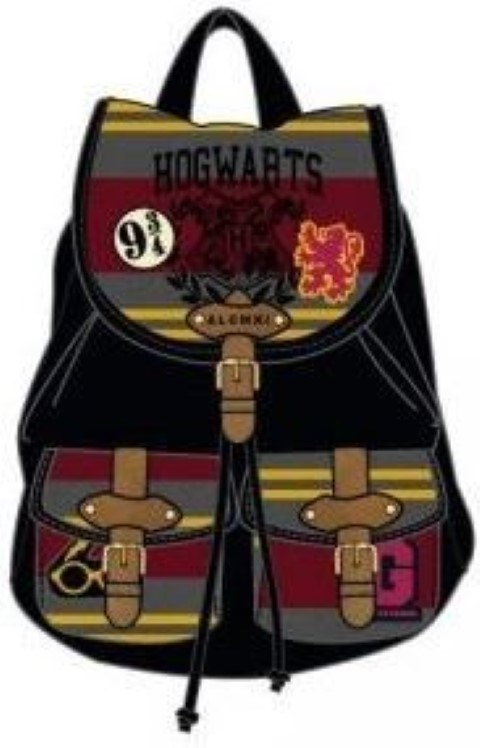 Harry Potter Jrs Knapsack Bag