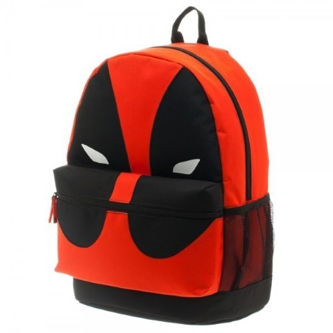 Marvel Deadpool Red Backpack
