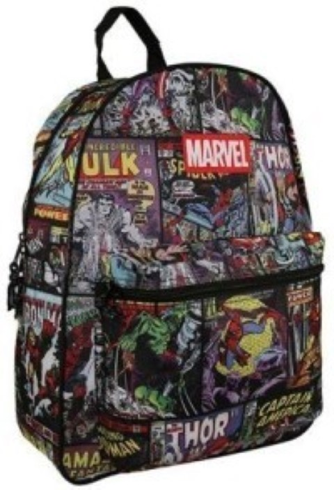 Marvel Backpack Logos