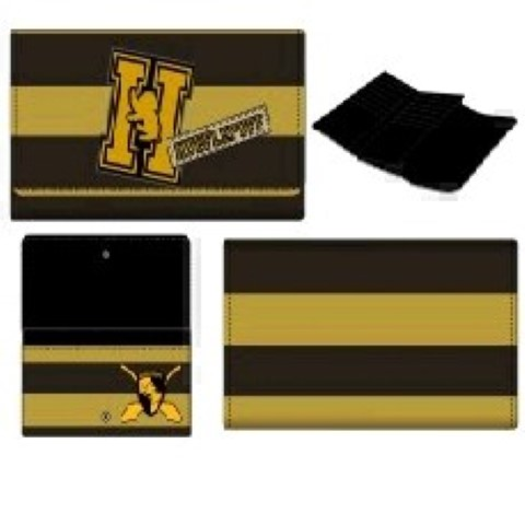 Harry Potter Hufflepuff Flap Wallet