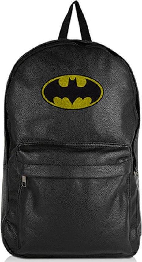 Batman PU Leather Backpack