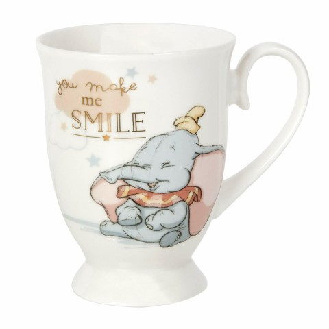 Dumbo You Make Me Smile Mug