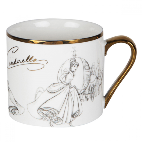 Disney Collectible Mug Cinderella