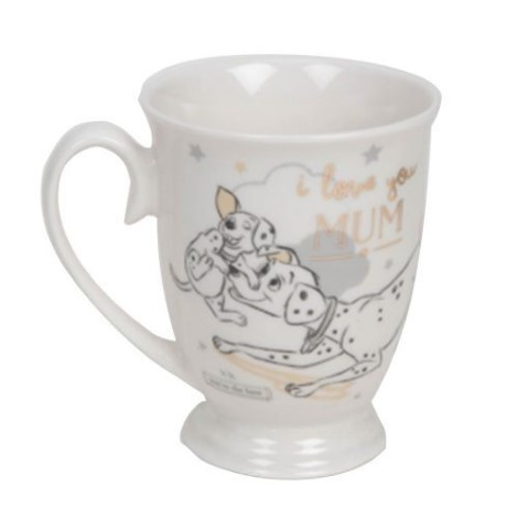101 Dalmatians I Love You Mum Mug