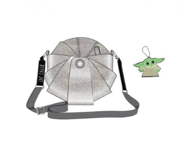 PREORDER  Mandalorian The Child Carriage Crossbody Bag