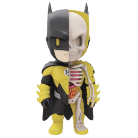 XXRAY - Yellow Lantern Batman