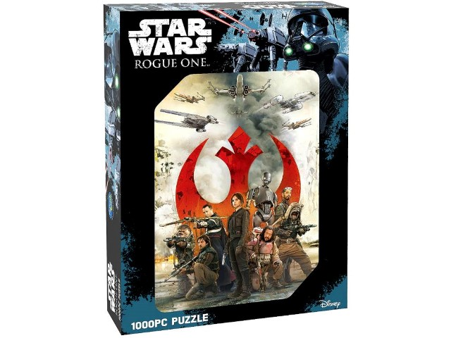 Star Wars R1 Rebel Alliance 1000pc Puzzle