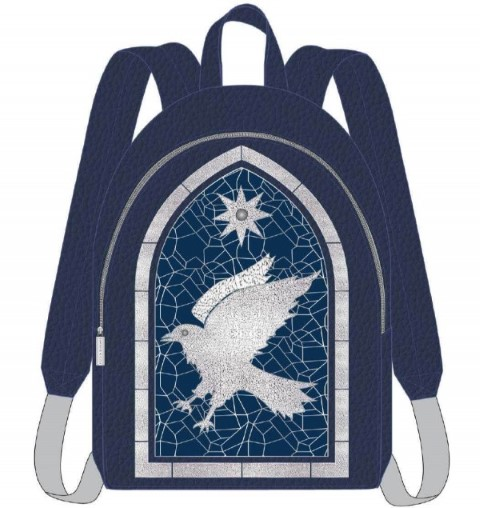 PREORDER  Ravenclaw Stained Glass Window Backpack