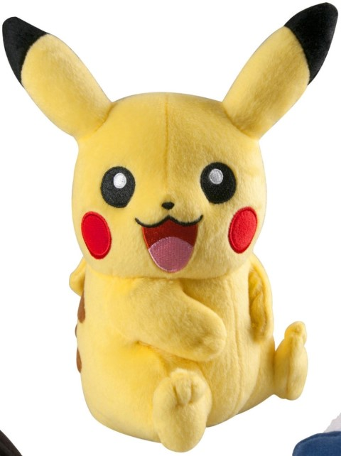 Pokemon Trainers Choice Plush Pikachu