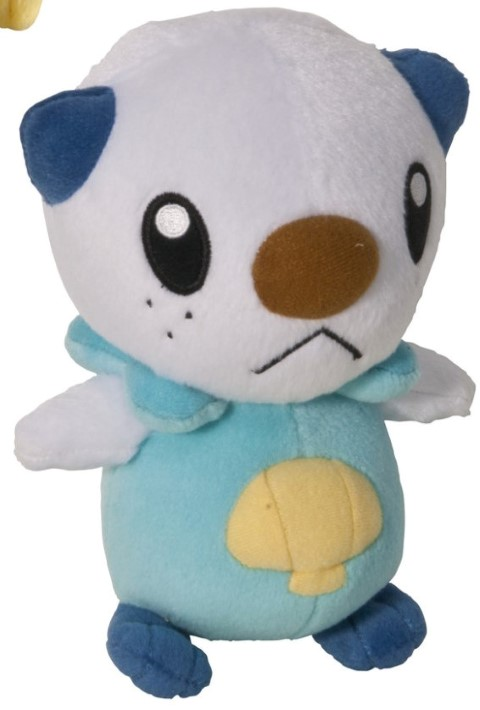 Pokemon Trainers Choice Plush Oshawott
