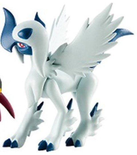 Pokemon Action Pose Figures Mega Absol