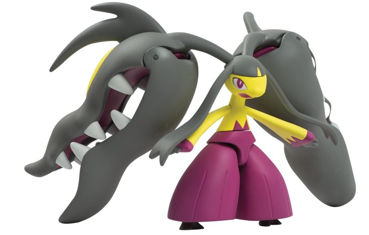 Pokemon Action Figure Mega Mawile