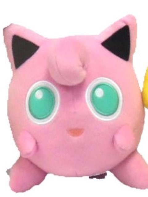 Pokemon Plush D12 Jigglypuff
