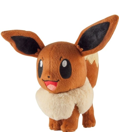 Pokemon Plush D7 Eevee