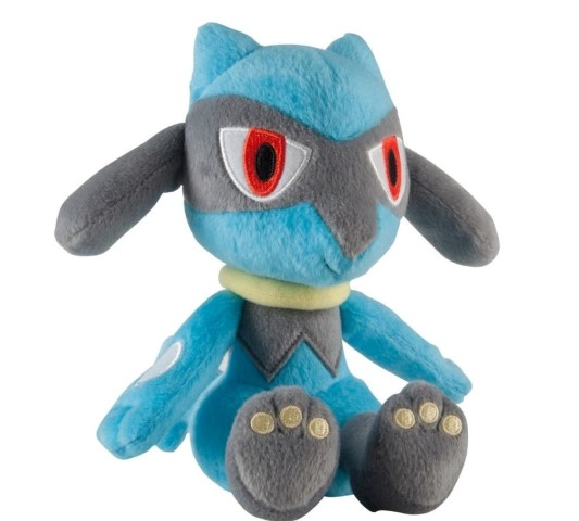 Pokemon Plush D7 Riolu