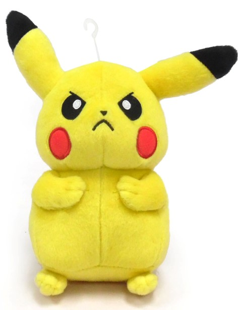 Pokemon Plush Pikachu 8
