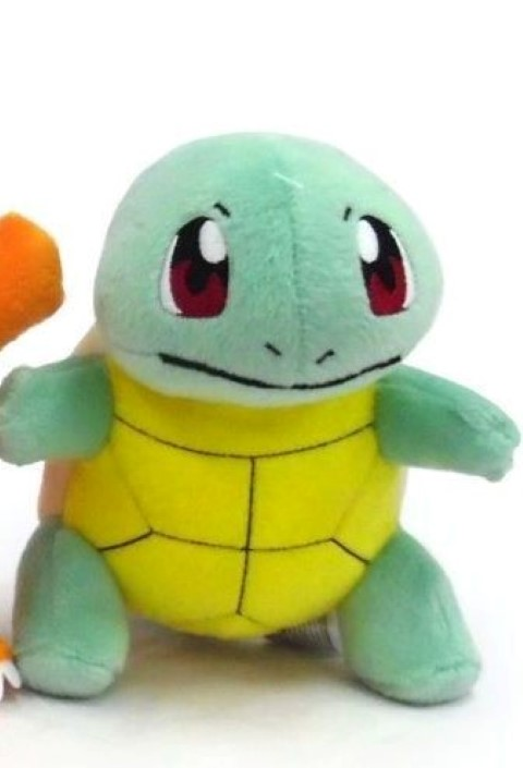 Pokemon Plush B10 Squirtle
