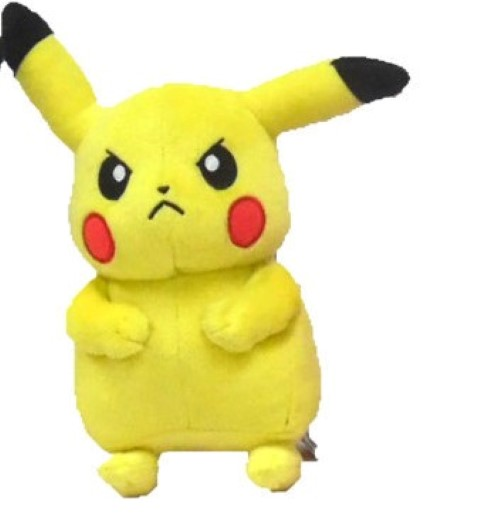 Pokemon Plush D12 Pikachu