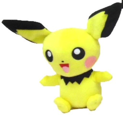 Pokemon Plush D12 Pichu