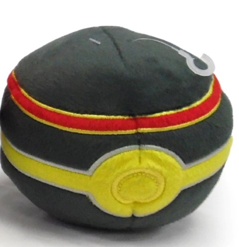 Pokemon Pokeball Plush  Luxury Ball