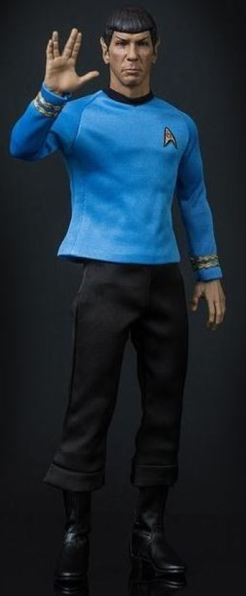 Star Trek Spock 1:6 Scale Figure