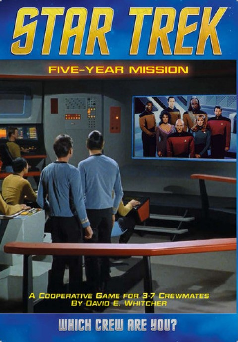Star Trek 5 Year Mission